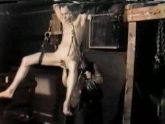 доминация, яко ебане, бондаж, старо порно, фистинг