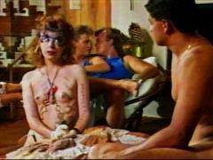 групов секс, анално, старо порно
