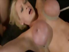 дълбоко в гърлото, масов секс, големи цици