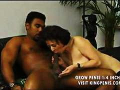 mature, cumshot, babe, interracial, cream pie, sex