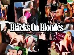 kasvoille, nuoleminen, ratsastus, blondi, rotujenvälinen, ryhmä, takaapäin, kova porno