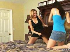 лесбийки, играчка, тийнейджъри, домашно видео