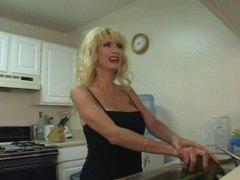 мама, блондинки, анално, възрастни, големи цици, цици