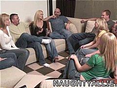 оргия, групов секс, парти, аматьори