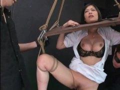 групов секс, история, бондаж, униформа, японки, унижение