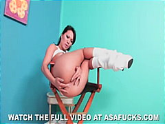 Asa Akira, prádlo, sólo, asiatky, orgasmus, velký prsa, pornohvězdy, robertci, zadečky, masturbace