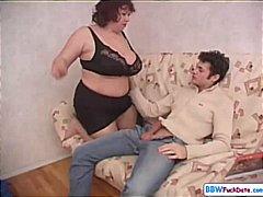 tlustý, amatérská videa, maminy, zralý ženský, tlusťošky, zadečky