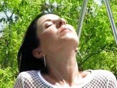 Мариа Белучи, дълбоко проникване, анално, на лицето