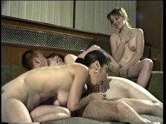 космати, групов секс, рускини