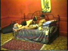 gay, sesso orale, maschio masturbazione, masturbazione con lingua, ebano