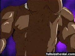 кур, слаби, момичета, азиатки, аниме, анимация, манга