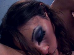 Amber Rayne, insegnanti, anale