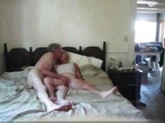 pasangan, orgasma, jari, nenek, menggosok, kelentit, isteri, ibu seksi, matang, pantat