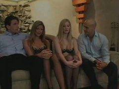 Моника Суитхарт, блондинки, групов секс, празнене
