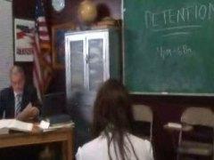 Уитни Стивънс, смесени момичета момчета, учител