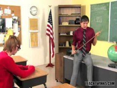 schule, gay, teen, blowjob, blond