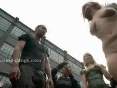 блондинки, грубо, шибане, оргия, садо-мазо, масов секс