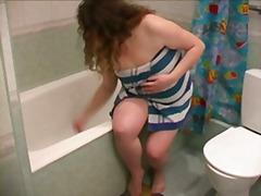 душ, бивши, дебели, едри жени, сливи