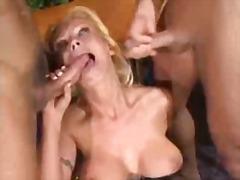 pornostar, anal, dreier, deutsch