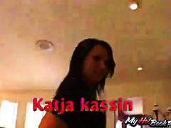 Катя Касин, брюнетки, порно звезди, големи цици, свирки
