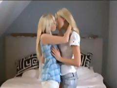 лесбийки, блондинки, оргазъм, орално
