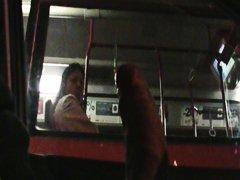 флашинг, автобус