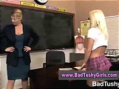 holky, dominy, plácanie po zadku, paničky, učitelia, fetiš, ženská dominancia