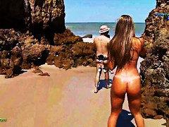 забавни, плаж