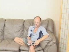 sofa, alt und jung, schwarz, ebenholz, amateur