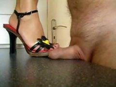 fetiš, štikle, fetiš na stopala
