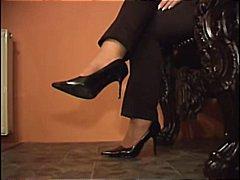 punčochy, nylonky, nohy v akci