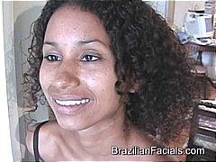 на лицето, яки мацки, празнене, латинки, бразилки