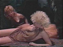 Нина Хартли, старо порно, класика, униформа, яко ебане