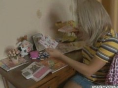 свирки, домашно видео, тийнейджъри, блондинки