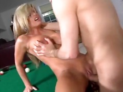 Кристал Съмърс, порно звезди, блондинки, голям кур, милф