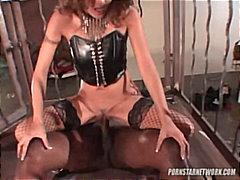 Кейлъни Лей, междурасово, порно звезди, голям кур
