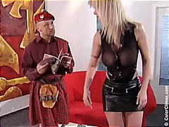 Vivian Schmitt, deutsch, große brüste, double penetration, euro, mutti, milf, dreier, blond, anal