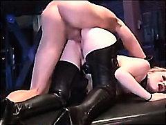 støvler, læder, fetish