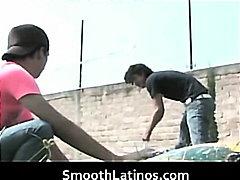 jovem, sexo sem proteção, latinas, jovens gay, gays, inter-racial