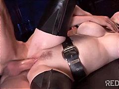 Ейдън Стар, фетиш, блондинки, мастурбация, латекс