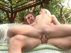 Аурора Сноу, двойка, блондинки, голям кур, свирки, чорапи