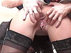 масов секс, брюнетки, свирки, на лицето
