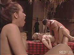 мастурбация, свирки, блондинки, брюнетки, групов секс