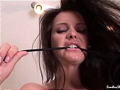 Сандра Шайн, играчка, бельо, порно звезди, мастурбация