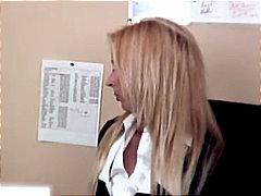 секретарки, блондинки, двойка, свирки
