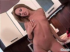Анита Пърл, играчка, мастурбация, бръснати, порно звезди