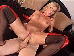 мастурбация, двойка, чорапи, свирки, блондинки