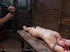роби, садо-мазо, играчка, завързване, страп-он, лесбийки