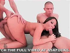Аса Акира, порно звезди, анално, дълбоко проникване