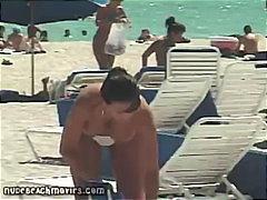 басейн, без горнище, плаж, леко порно, сред природата
